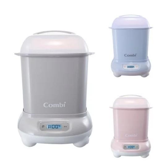 【新版上市】日本 Combi Pro 360高效消毒烘乾鍋(3色)