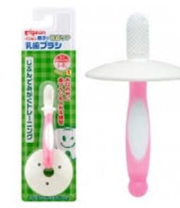 貝親 第一階段訓練牙刷(6-8個月)