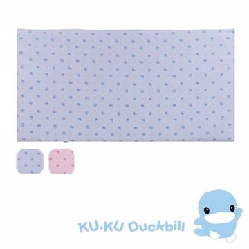 KUKU鴨 超透氣舒彈床墊(藍色/粉色)可選