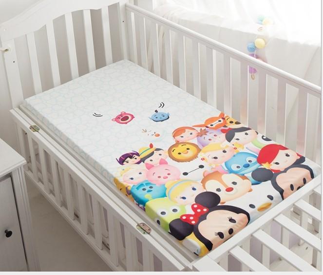 迪士尼泰國乳膠嬰兒床床墊(厚度3公分)