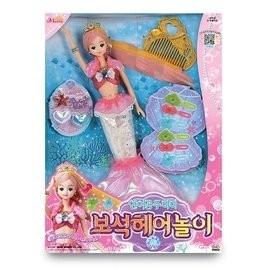 【MIMIWORLD】MIMI人魚公主美髮造型組