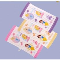迪士尼公主系列純棉紗布童巾 3入組免運商品