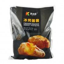 [A廠] 瓜瓜園 台農57號人氣熱銷冰烤蕃薯1kg/包