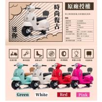 義大利《Vespa》迷你電動玩具車