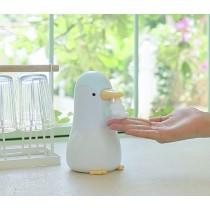 可愛企鵝USB泡泡電動洗手機(免運商品)