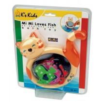 K's Kids 啟智啟思 Mimi Loves Fish 咪咪貓抓魚組
