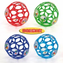 【Kids II OBALL】魔力洞動球-沙沙洞動球