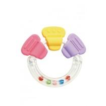 貝親 P13192 玩具牙齒咬環 R3