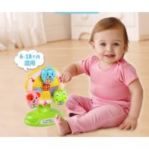 嬰幼兒吸盤餐桌摩天輪故事音樂玩具