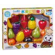 風車 蔬菜/水果切切樂-FOOD超人趣味家家酒