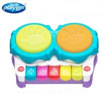 澳洲Playgro-二合一聲光小鋼琴