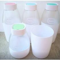 AcoMo PS六分鐘紫外線奶瓶殺菌器(二代寬版附2底座)