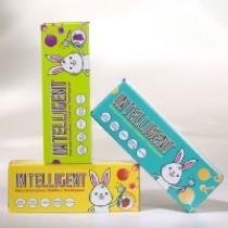 Intelligent因特力淨兒童酵素牙膏 40g(原味,草莓,葡萄)