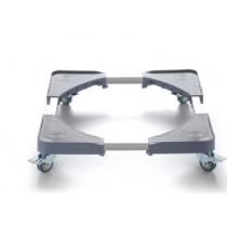 洗衣機萬向輪通用型不锈鋼支架