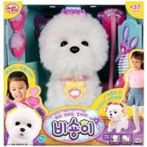 MIMI World 甜心沙龍小比熊犬