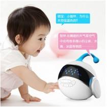 ZIB智伴機器人智慧語音對話學英語高科技玩具家庭故事WiFi兒童早教機