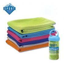 酷沃菲卡 COOLFCA 運動涼感巾(寬口瓶裝)
