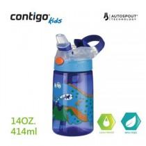 【美國CONTIGO】Gizmo兒童水壺吸管瓶414cc