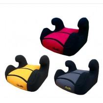 Vibebe 兒童汽車增高座墊(灰/紅/黃)