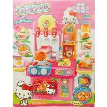 Hello Kitty 聲光豪華廚房組27件組