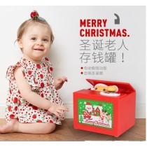 偷錢聖誕老人音樂存錢筒 (免運商品)