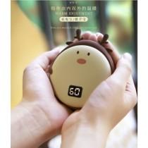 [免運商品] USB暖手寶 10000毫安 暖手袋 暖暖包 (現貨)