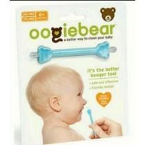 美國Oogiebear QQ熊 耳鼻清潔棒 (單入)