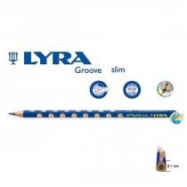 德國 LYRA 三角洞洞矯正鉛筆 HB 12支入