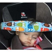 兒童安全座椅頭部固定輔助帶(打瞌睡帶)