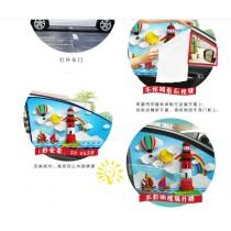 2018新款磁吸式車用遮陽罩(1組4入)
