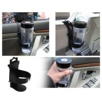 車用飲料杯架(可掛側門或椅背)