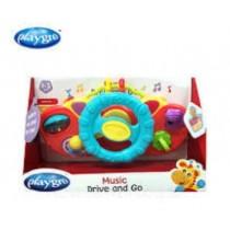 澳洲 Playgro手推車音樂方向盤