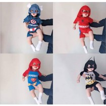 超人聯盟連體造型哈衣