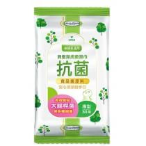 【箱購】貝恩潔膚抗菌柔濕巾30抽x20包 (厚型)