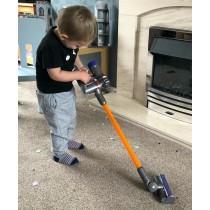英國CASDON卡士通-Dyson仿真兒童真空吸塵器玩具