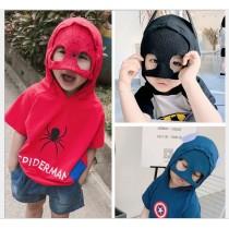 2019兒童造型連帽T