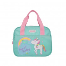 【IMPACT】怡寶午餐袋-異想獨角獸-粉綠