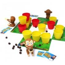 猴王彈杯桌遊