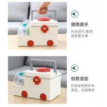 救護車造型 家用醫藥箱(免運商品)